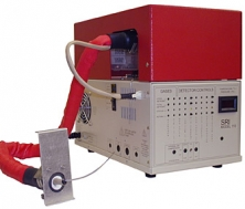 Model 110 Stand-alone GC Detector Chassis