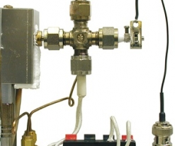 Methanizer (for low level CO and CO2 by FID)